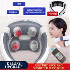 shouldermassager, Electric, reliefmassager, Necks