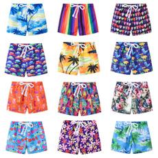 Summer, Shorts, pants, bathingtrunk
