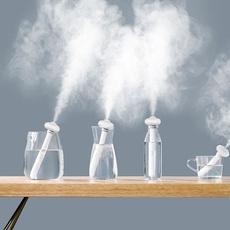 Mini, aromatherapydiffuser, essentialoildiffuser, Home Decor