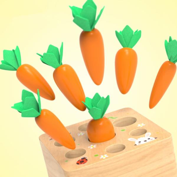sizecognition, montessori, Toy, Wooden