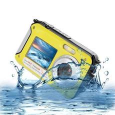 Waterproof, Digital Cameras, videorecorder, underwatercamera