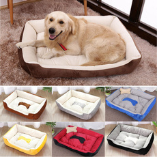large dog bed, kennelmat, Medium, Cotton