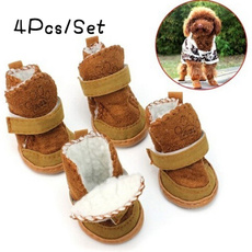 bootsforsmalldog, Cotton, shoesfordog, snow boots for dogs