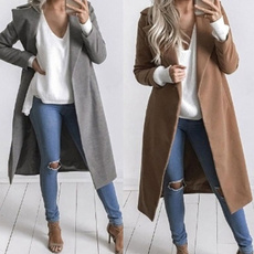 woolen, Casual Jackets, Coat, Winter