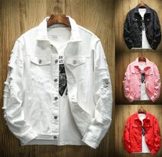 Fashion, Spring, Tops, youngdenimjacket