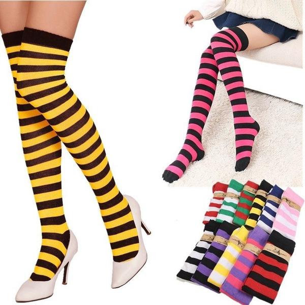 Leggings, Plus Size, overtheknee, Socks