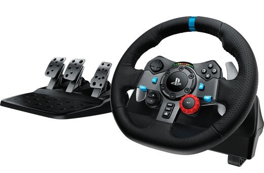 Box, racingwheel, logitechg29, logitechgamingpedal