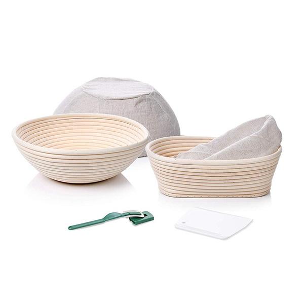 Kit, Baking, bannetonproofingbasket, proofingbasket