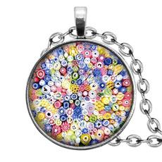 b, Jewelry, Necklace, Glass