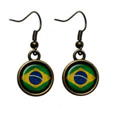 Brazil, Glass, brazilian, Ornament