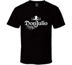 Plus Size, donjuliotequilalogo, short sleeves, funnyshirt