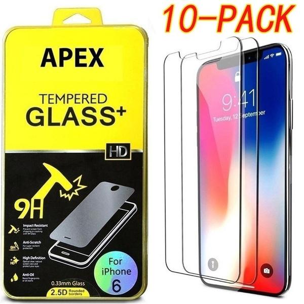 Screen Protectors, iphone 5, iphonex, iphone11