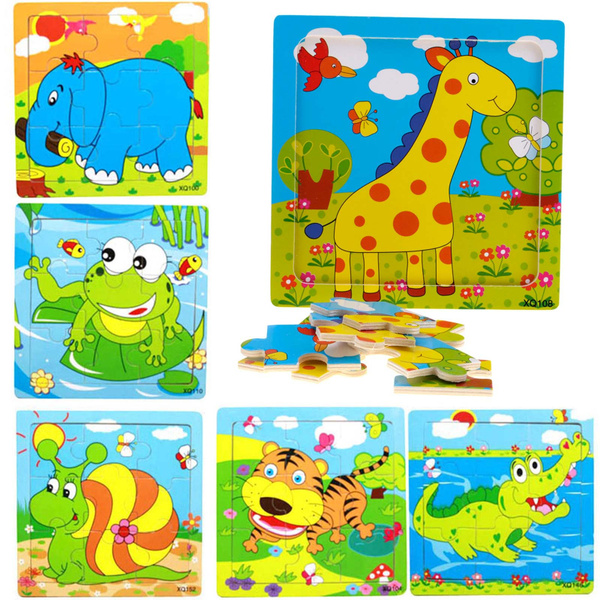 chidrentoy, Toy, Wooden, Puzzle
