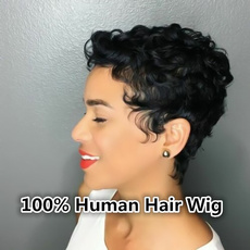 wig, 6inchwig, Shorts, Hair Extensions & Wigs