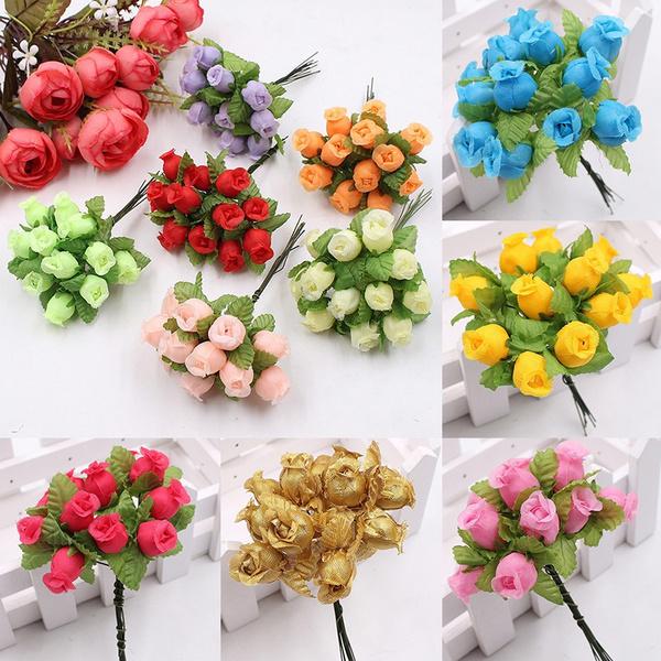 Flowers, Garden, Artificial Flowers, Bouquet