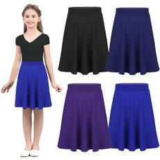 Skater Skirt, schooldres, kneelengthskirt, Dress