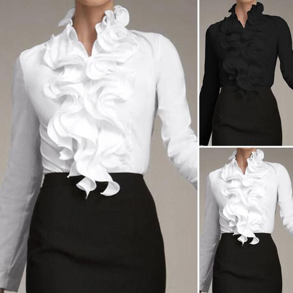 blackblouse, blouse, Plus Size, shirtforwomen