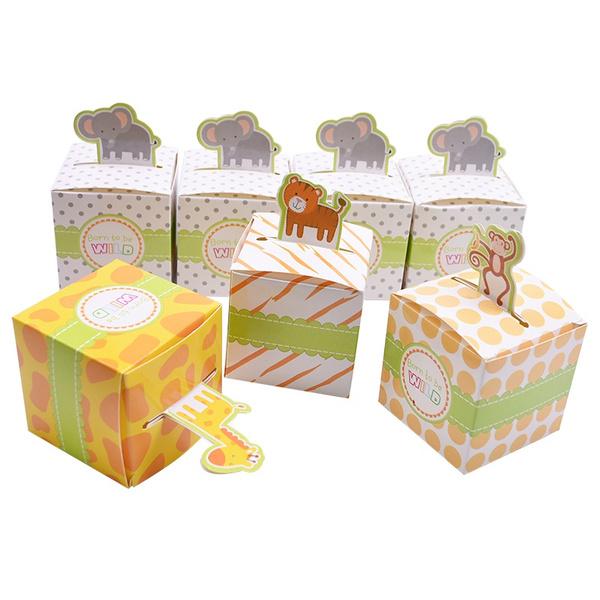 Box, decoration, candybox, Animal