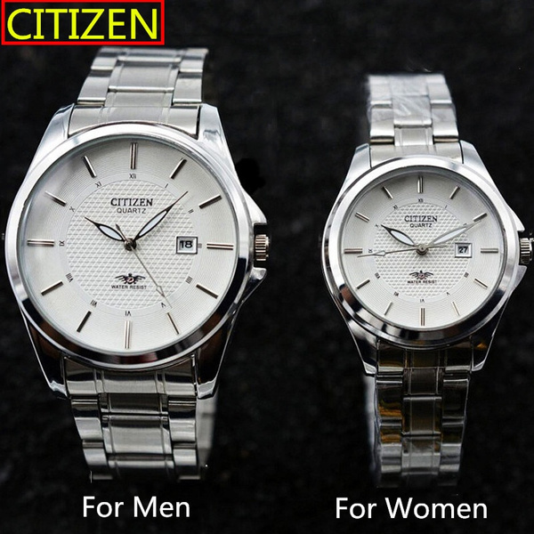 Steel, quartz, citizen, business watch
