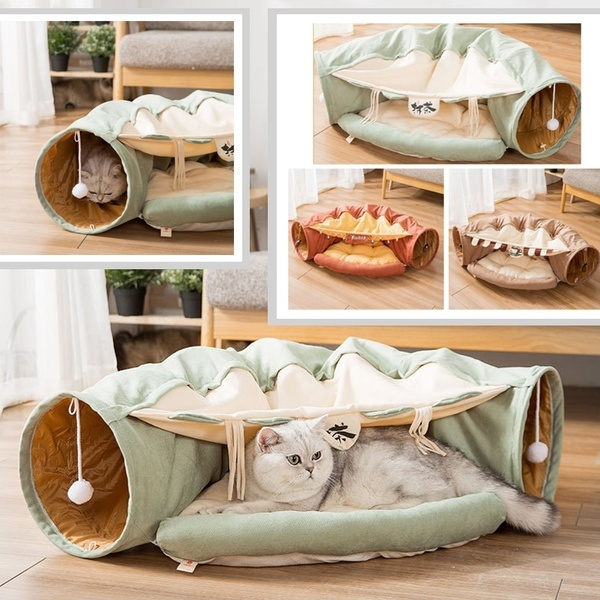 cattoy, cattunnel, cattunneltoy, Cat Bed