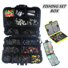 Box, fishingaccessorieskit, swivel, plummet