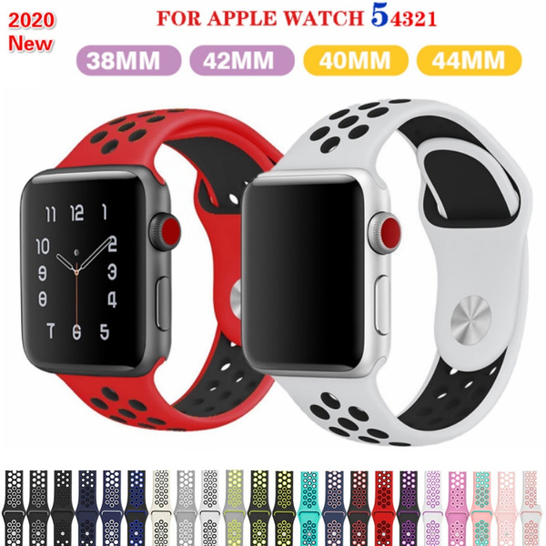 watchbandstrap, iwatch4band, Apple, Silicone