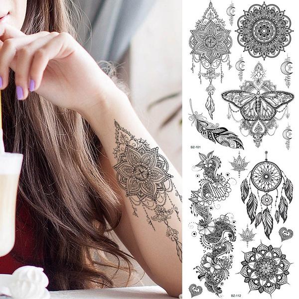 tattoo, art, mehnditatoo, Stickers
