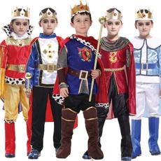 King, Cosplay, Carnival, Boy