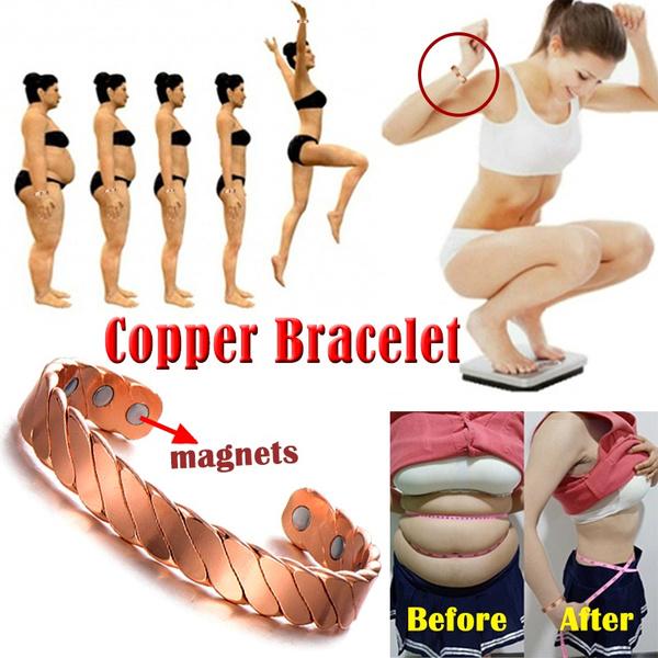 Copper, weightlossbracelet, Jewelry, Vintage