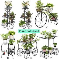 plantpotholder, flowerpotstand, Decoración, Exterior