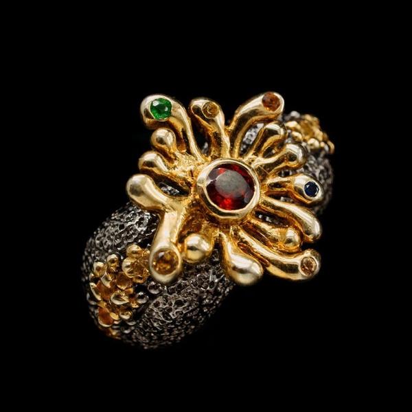 blackgoldring, DIAMOND, femalering, wedding ring