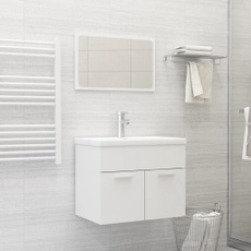 tvcabinet, black, chipboard, TV