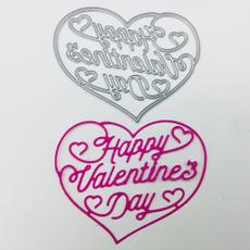 Heart, metalcuttingdie, happyvalentinesday, cuttingdie