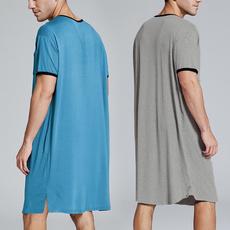 night dress, mennightgown, comfy, Sleeve