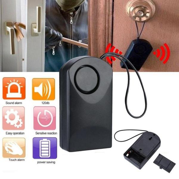 louddoorknob, securityalarmsensor, wirelesstouchsensor, Sensors
