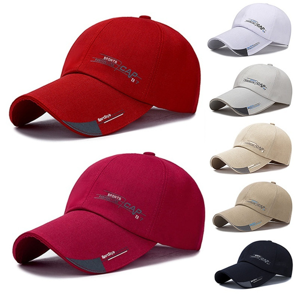 Baseball Hat, Cotton, Fashion, Golf