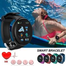 Heart, Rechargeable, women bracelets, Waterproof