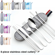 Forks, hometableware, stainlesssteelcutlery, servingspoon