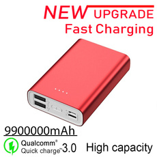 polymer, Capacity, Mobile Power Bank, Battery Charger