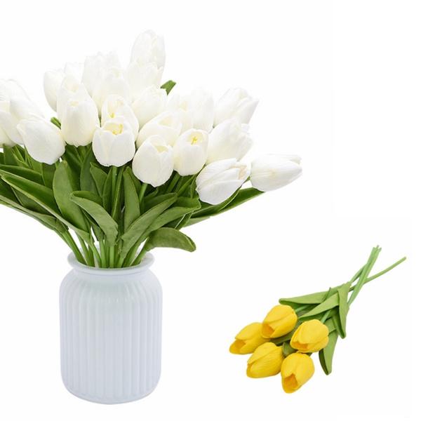 Flowers, Bouquet, faketulipflower, artificialtulipflower