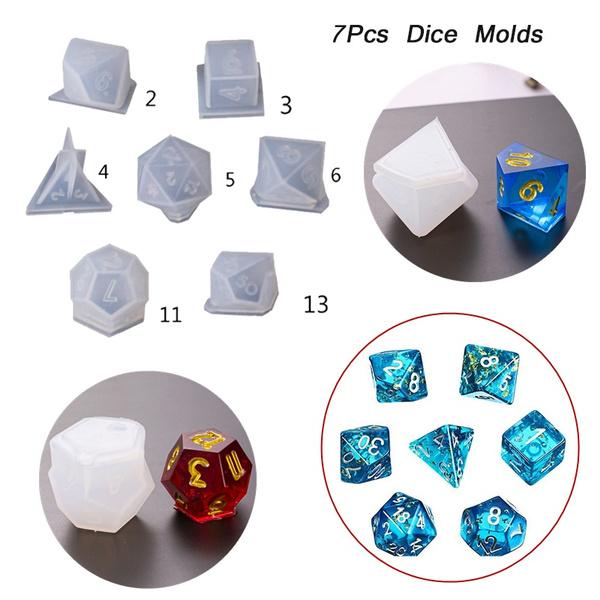 multispec, videogamecontroller, dicemold, siliconemould