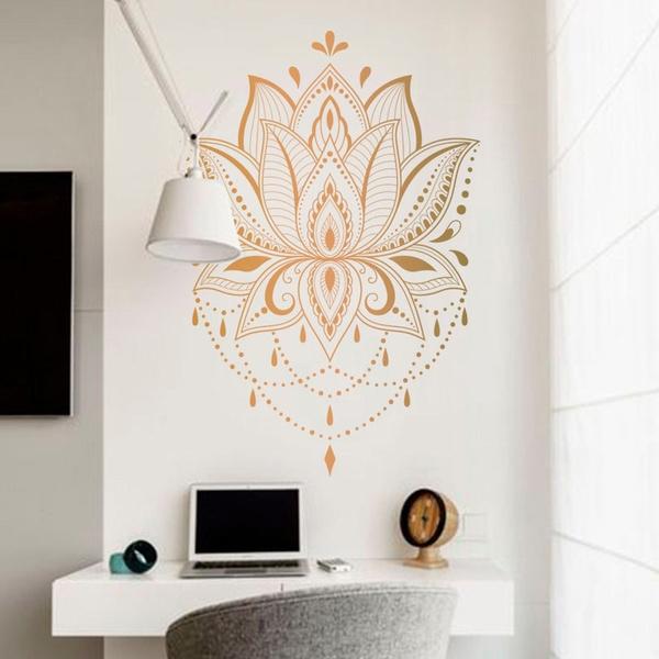 pvcsticker, Yoga, Home Decor, Home & Living