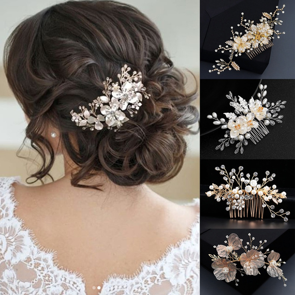 bridesmaidhairornament, Rhinestone, hair, hairaccessoriesforbride