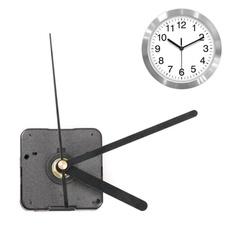 clockmovement, hourhand, quartz, secondhand