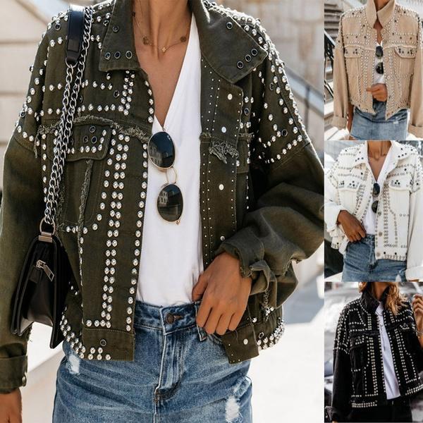 motorcyclejacket, Plus Size, Sleeve, lapel