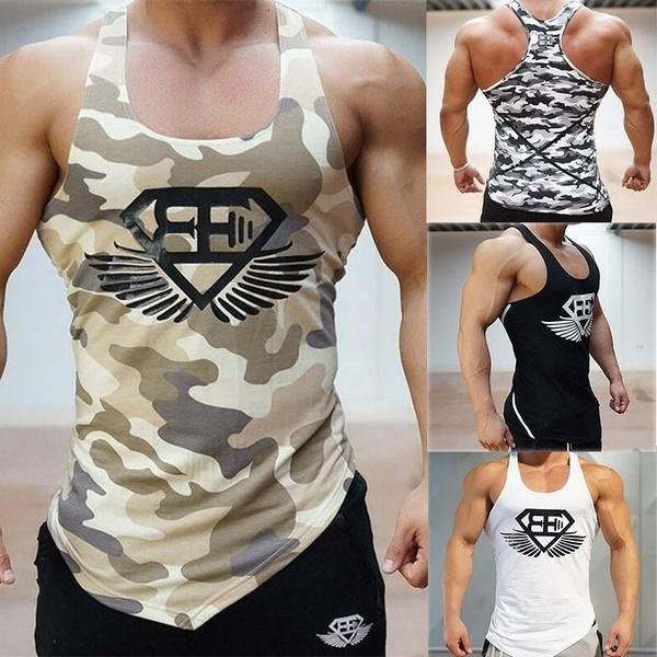 Fashion, Tank, Shirt, Fitness