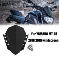 Black FZ07 Motorcycle Radiator Grille Guard Protector Cover Aluminum Alloy for Yamaha FZ07 FZ-07 FZ 07 2018 2019