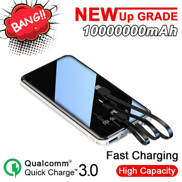 Mobile Power Bank, Battery Charger, Samsung, Powerbank