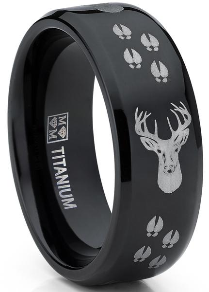 8MM, Head, track, Deer