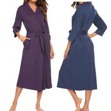 Summer, Sleepwear, Women's Fashion, V-neck